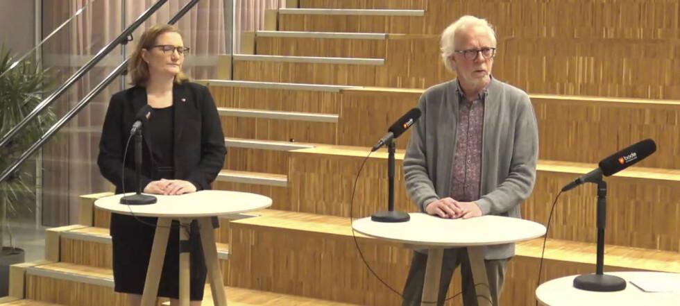 Bodø kommune advarer mot falske smittesporere og vaksinesvindel