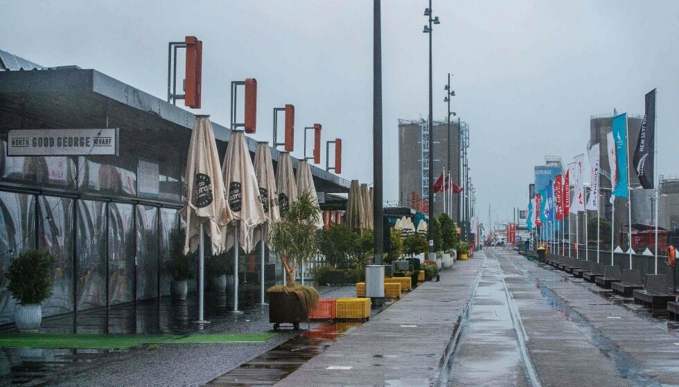 Auckland på Nordøya av New Zealand er det største av New Zealands urbane områder. Foto: David Rowland/AFP