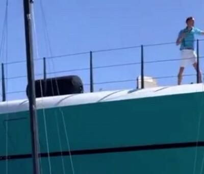 Image: Her krasjer Capri-Sun-milliardæren