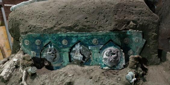 Image: Arkeologene måper etter Pompeii-funn
