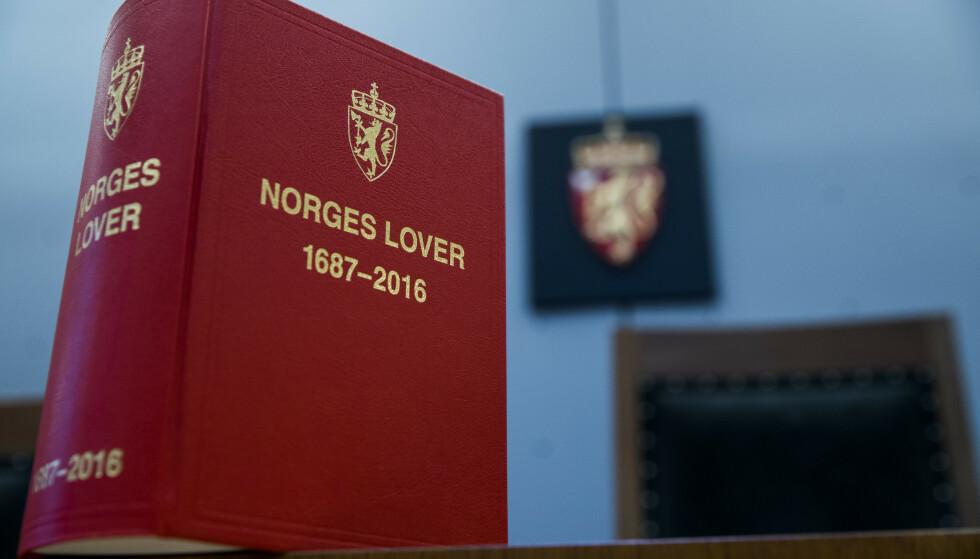 Dommene falt i Oslo tingrett tirsdag. Foto: Berit Roald / NTB
