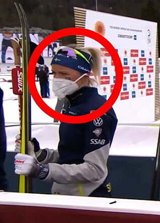 Image: Jubler foran svensken: - Null skam!