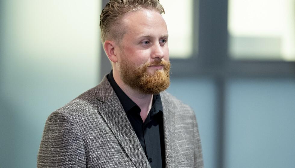 Ordfører i Ullensaker, Eyvind Jørgensen Schumacher tror det går mot en full nedstenging av kommunen fra tirsdag. Foto: Fredrik Hagen / NTB