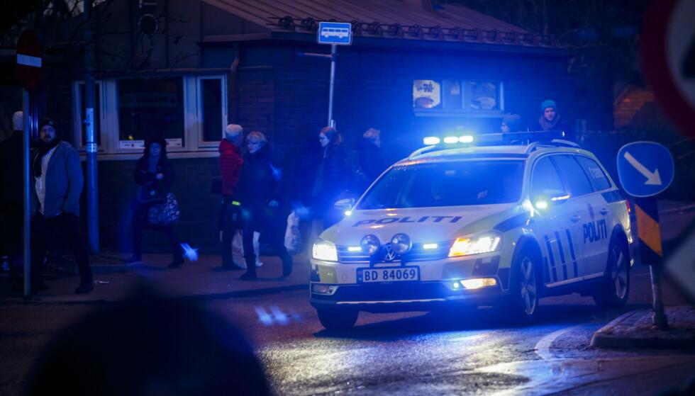 Politiet over hele landet har natt til søndag måttet gripe inn og stoppe fester med for mange festdeltakere. Illustrasjonsfoto: Heiko Junge/NTB