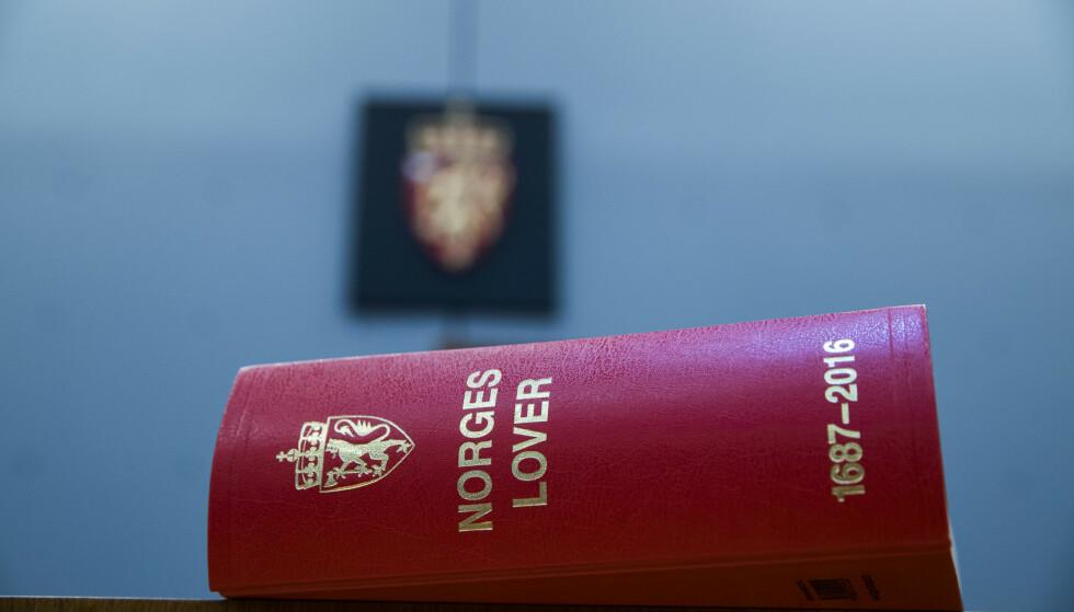 Dommen i Sunnhordland tingrett falt onsdag og ble forkynt torsdag. Foto: Berit Roald / NTB
