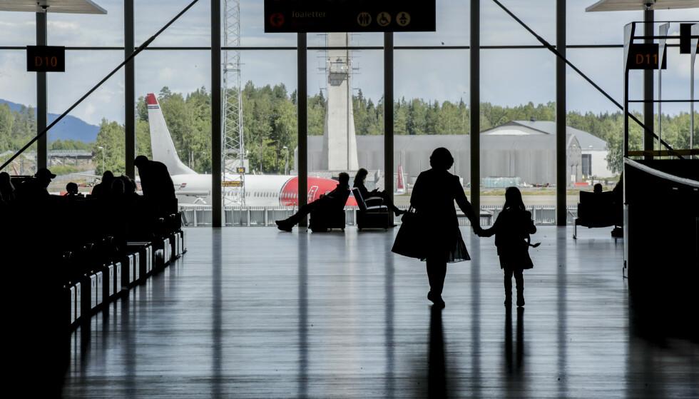 Så lenge koronasmitten herjer, er det stor usikkerhet, og dermed kan passasjerene vente med å bestille billetter til rett før de skal reise. Foto: Vidar Ruud / NTB