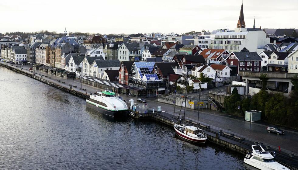 Indre kai i Haugesund. Foto: Jan Kåre Ness / NTB