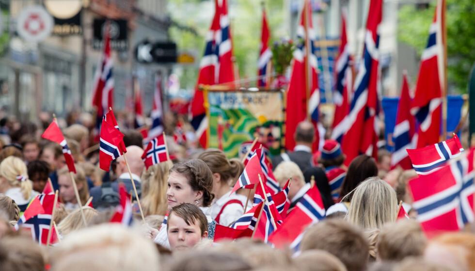 Norge faller i år tre plasser sammenlignet med i fjor. Foto: Audun Braastad / NTB