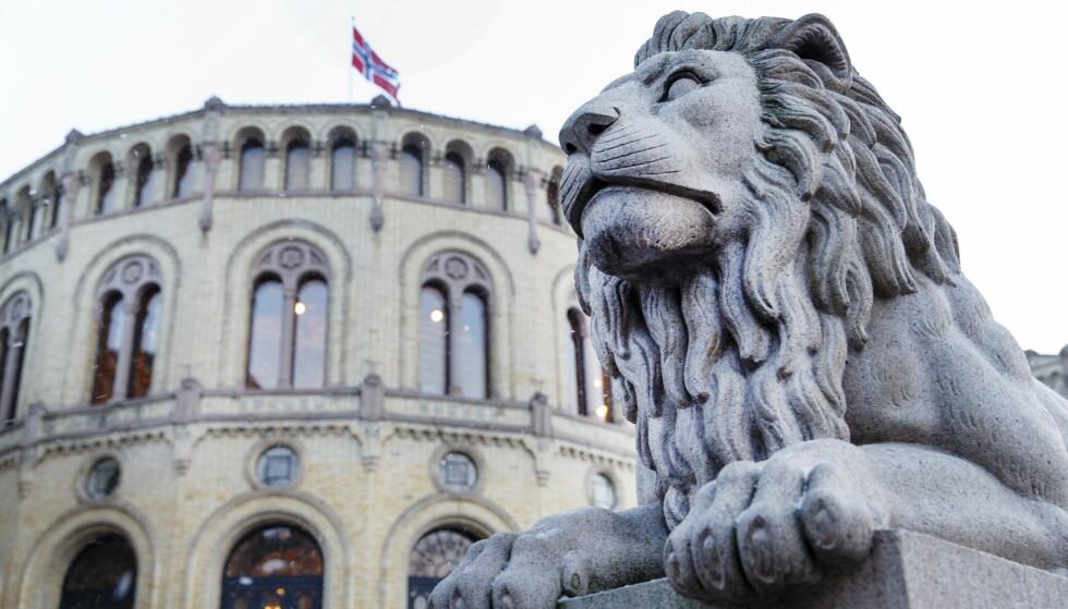 I forrige uke ble det kjent at Stortinget nok en gang var blitt rammet av et omfattende IT-angrep. Nå etterforskes angrepet av PST. Foto: Gorm Kallestad / NTB