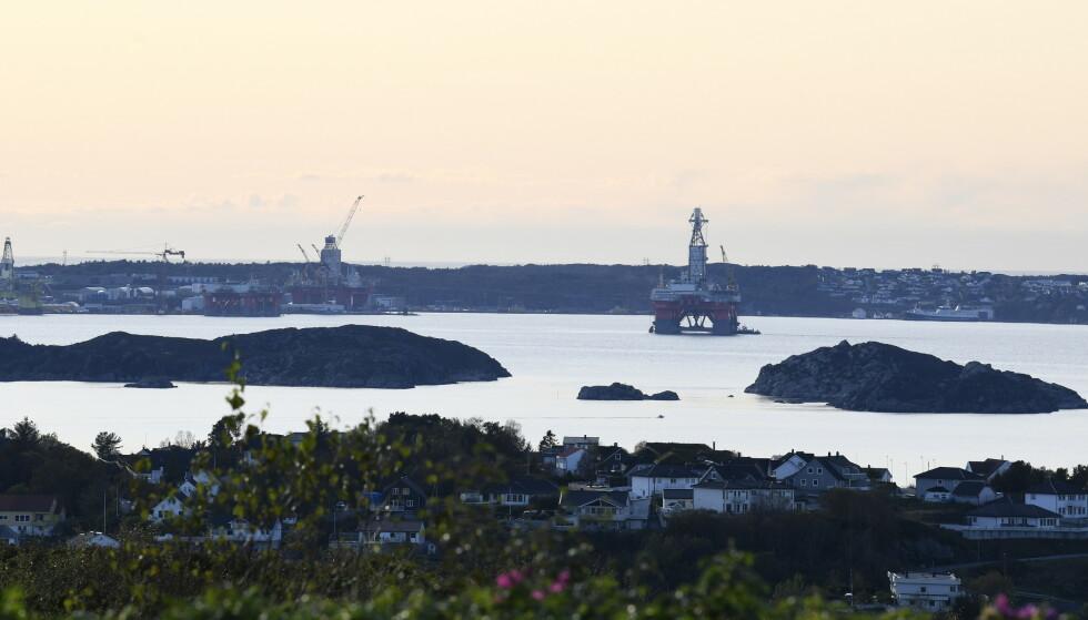 Askøy og ni andre kommuner er innkalt til hastemøte om smittesituasjonen søndag. Arkivfoto: Marit Hommedal / NTB