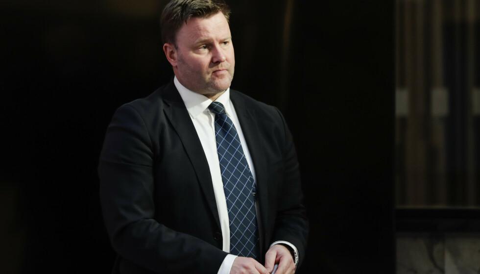 Assisterende helsedirektør Espen Nakstad i Helsedirektoratet. Foto: Berit Roald / NTB