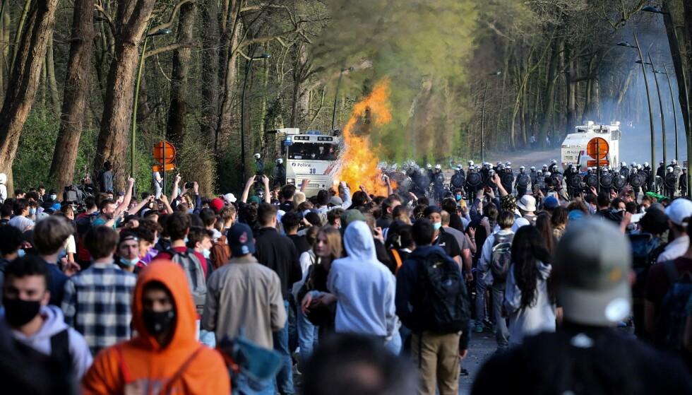 Foto: Franois WALSCHAERTS / AFP) NTB/SCANPIX