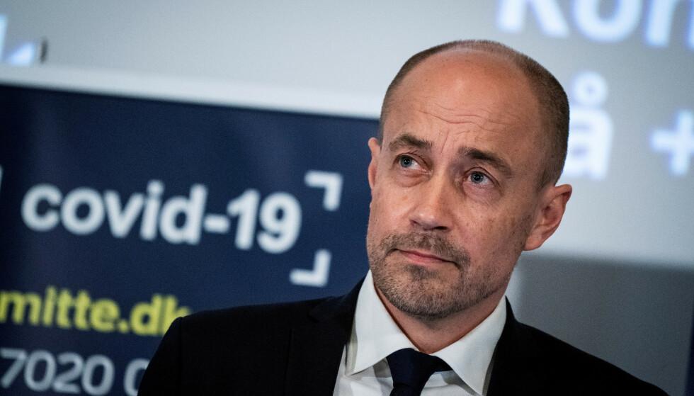 Danmarks helseminister Magnus Heunicke. Foto: Reuters/NTB