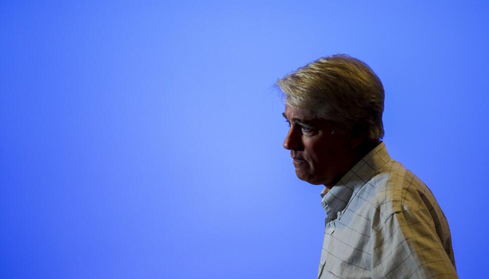NHOs sjeføkonom Øystein Dørum advarer politikerne mot å la økonomiske krisetiltak bli værende når pandemien er over. Foto: Vidar Ruud / NTB