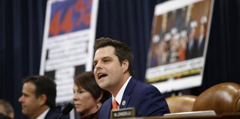 Image: Kongressen innleder granskning av republikaner
