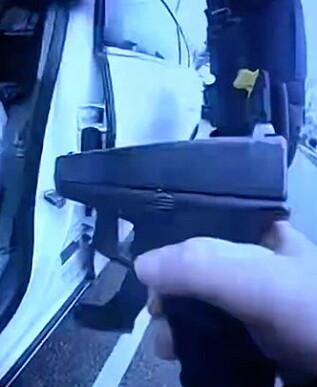 Image: - Skjøt med feil våpen