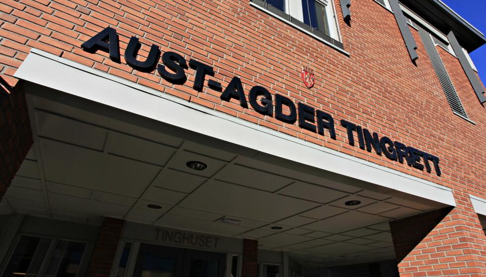 Saken gikk Aust-Agder tingrett i Arendal. Arkivfoto: Tor Erik Schrøder / NTB