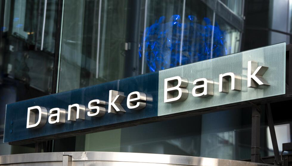 Administrerende direktør Chris Vogelzang gir seg i Danske Bank. Foto: Annika Byrde / NTB