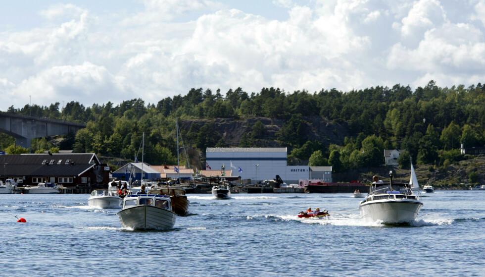 Nå blir det lavere fartsgrense på sjøen nær folk som bader. Illustrasjonsfoto: Terje Bendiksby / NTB