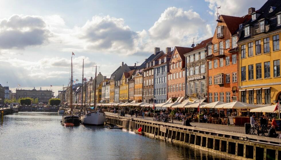 Nyhavn i København sentrum. Foto: Fredrik Hagen / NTB