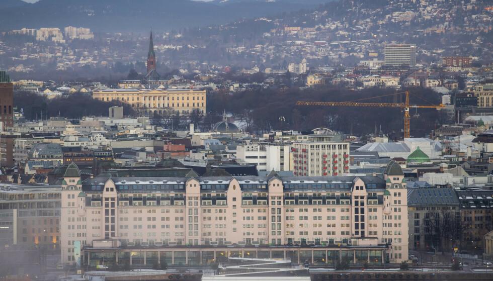 Den halliksiktede kvinnen har drevet en massasjesalong i Oslo sentrum i lang tid, ifølge TV 2. Illustrasjonsfoto: Håkon Mosvold Larsen / NTB