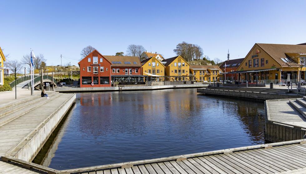 Fram til 8. mai er det et forbud i Kristiansand mot flere enn fem gjester i private hjem. Foto: Tor Erik Schrøder / NTB