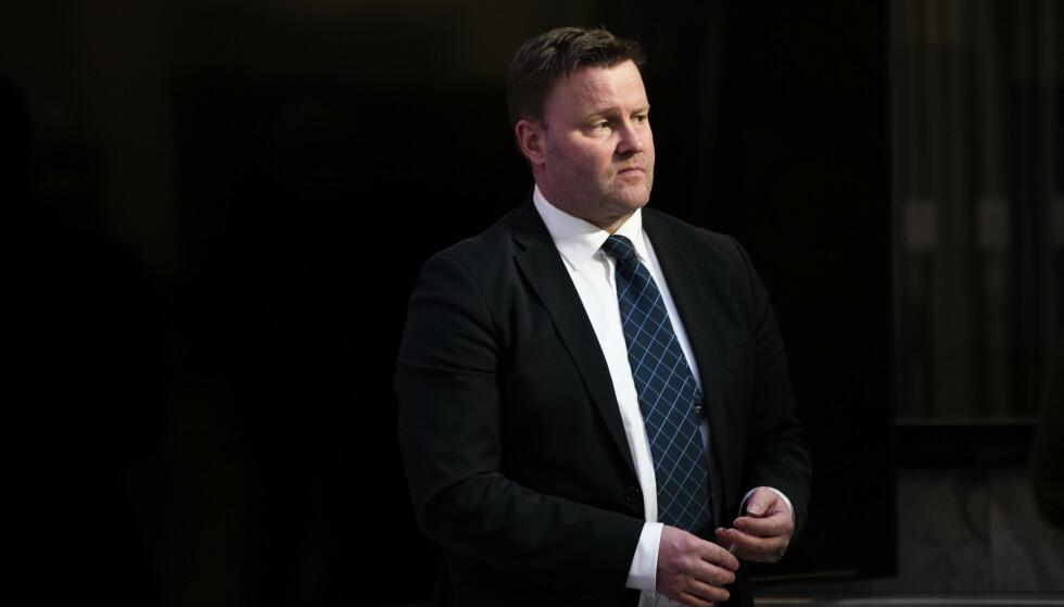 Assisterende direktør i Helsedirektoratet, Espen Rostrup Nakstad. Foto: Berit Roald / NTB