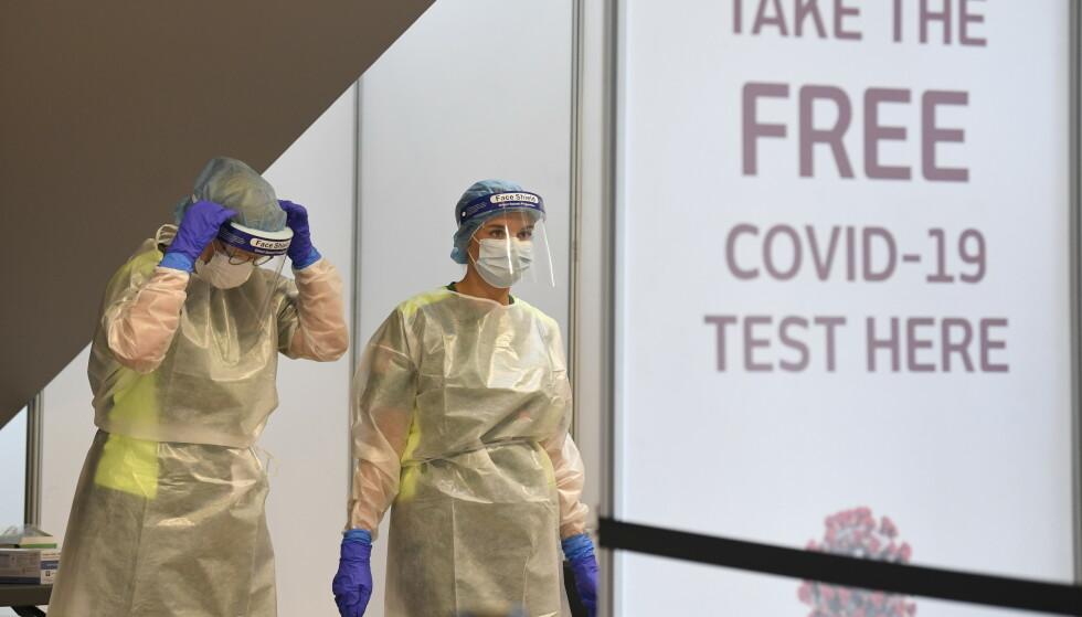 Opp mot 10 prosent av dem som har vært coronasmittet sliter med senfølger. Foto: Marit Hommedal / NTB