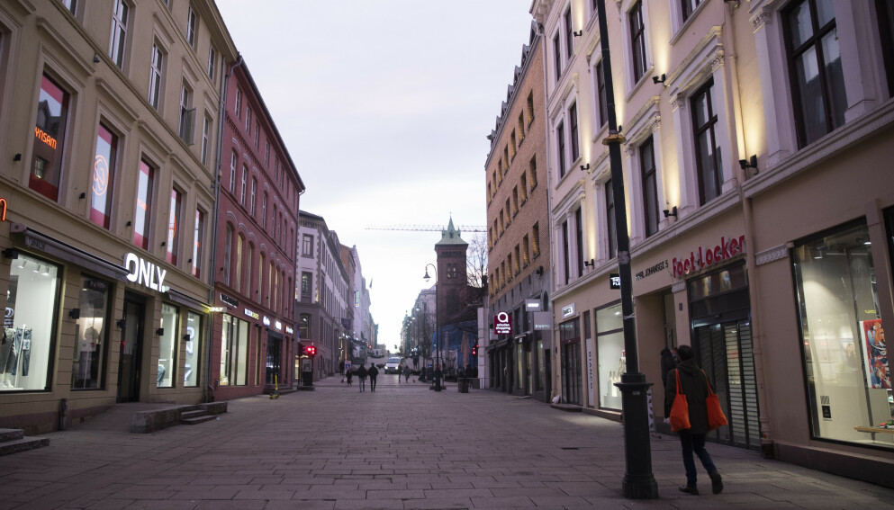 Stor økning i konkurser i Oslo i april. (Foto:Stian Lysberg Solum)
