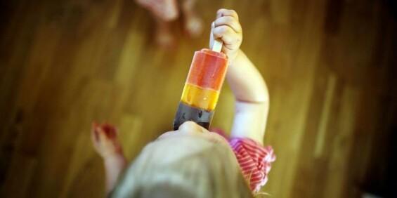 Image: Fireåring kjøpte ispinner verdt tusenvis av dollar