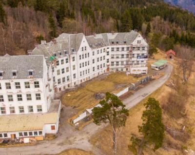 Image: «Spøkelseshuset» blir hotell