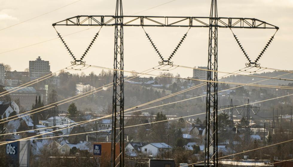 Strømprisene har vært høye på begynnelsen av året. Foto: Heiko Junge / NTB