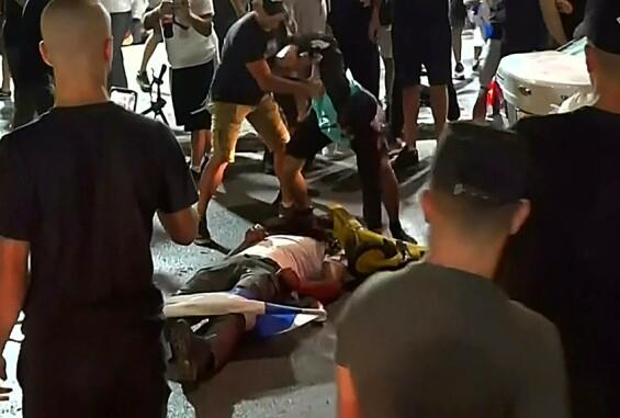 Image: Volden sprer seg i Israel. Disse bildene er årsaken til at presidenten snakker om borgerkrig
