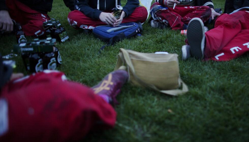Natt til søndag var det meldt om lite russebråk til politiet. Illustrasjonsfoto: Kyrre Lien / NTB