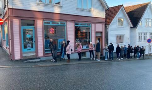 Image: Kø og utsolgt: - Boller er ikke godt nok i Norge lenger