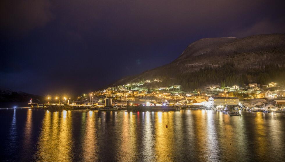 Innbyggerne i Kjøpsvik i Narvik massetestes. Arkivfoto: Tore Meek / NTB