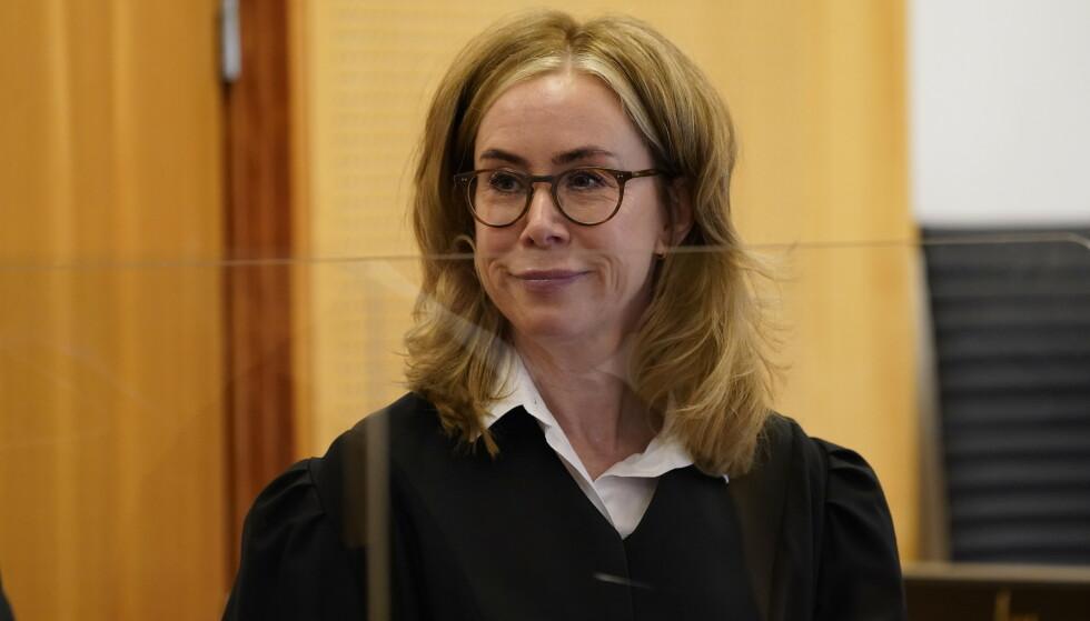 Statsadvokat Marit Formo er aktor i saken mot den terrorsiktede 16-åringen. Hun mener at PST avverget et mulig terrorangrep i Norge ved å pågripe ham. Foto: Berit Roald / NTB