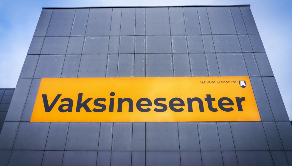 Det siste døgnet er det registrert 314 coronasmittede i Norge. Trenden er synkende. Foto: Ole Berg-Rusten / NTB