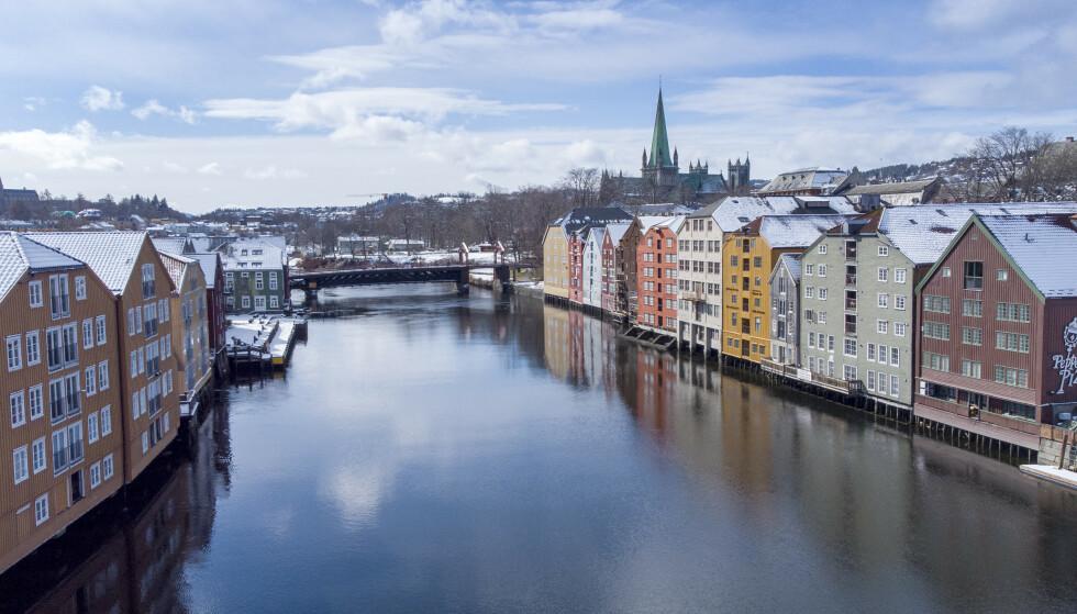 Onsdag vedtar formannskapet i Trondheim innstramminger i smittevernreglene for kommunen. Foto: Gorm Kallestad / NTB