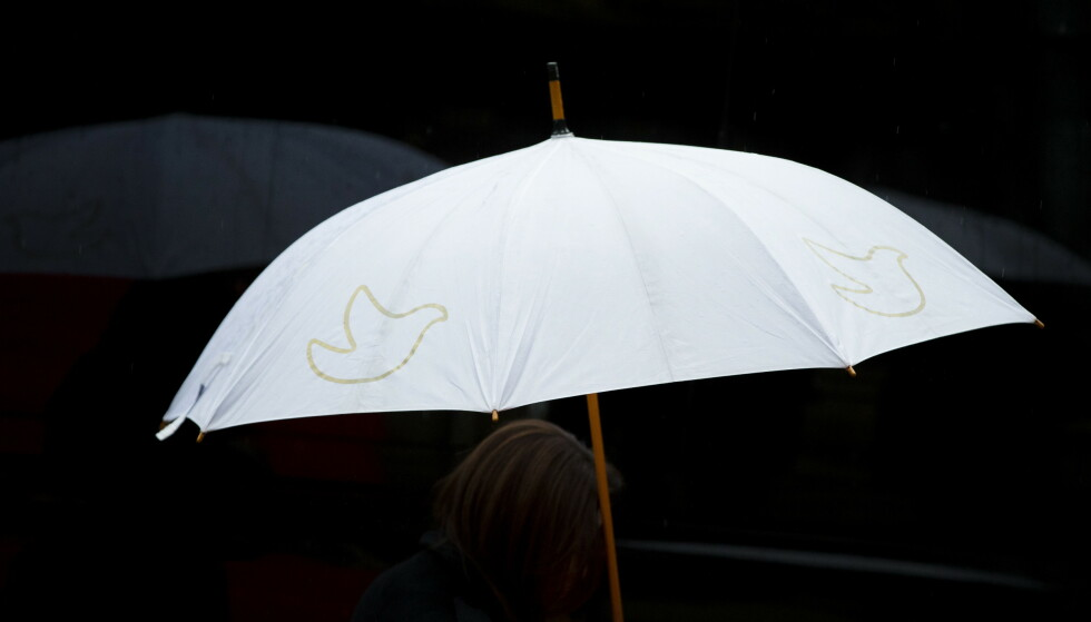 Pinsehelgen gir ingen smak av sommer, skal vi tro meteorologene. Foto: Vegard Wivestad Grøtt / NTB