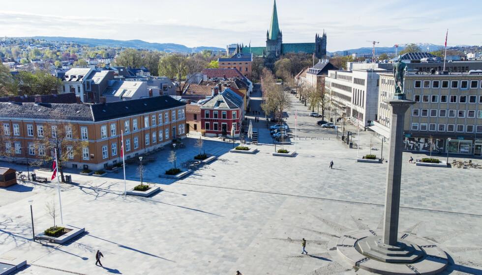 Flere er coronasmittet i Trondheim. Foto: Gorm Kallestad / NTB