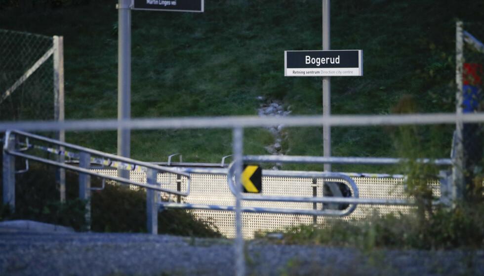 Bogerud i Oslo .Foto: Jil Yngland / NTB