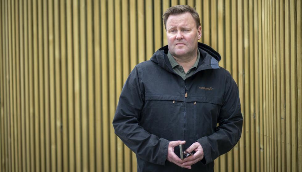 Assisterende helsedirektør Espen Nakstad. Foto: Ole Berg-Rusten / NTB