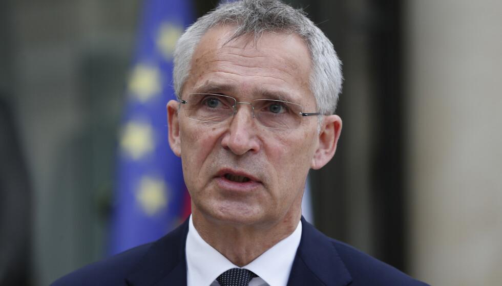 Natos generalsekretær Jens Stoltenberg krever en internasjonal granskning.