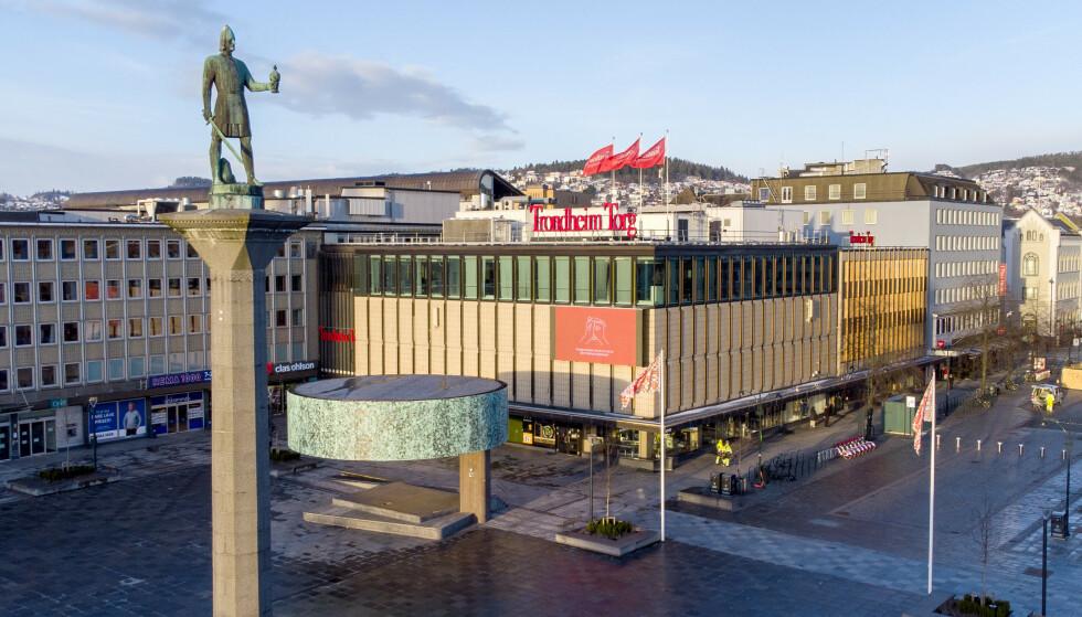 Det er mange koronasmittede i Trondheim for tiden. Illustrasjonsfoto: Gorm Kallestad / NTB