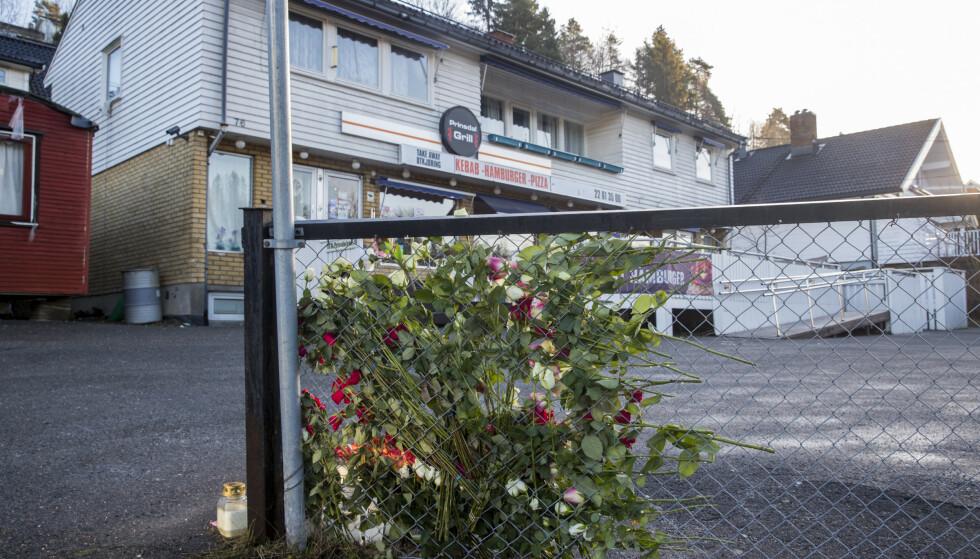 Mannen som skjøt Halil Kara i hodet utenfor et gatekjøkken i Prinsdal sør i Oslo, nektet straffskyld da drapssaken startet i Oslo tingrett tirsdag. Foto: Terje Pedersen / NTB