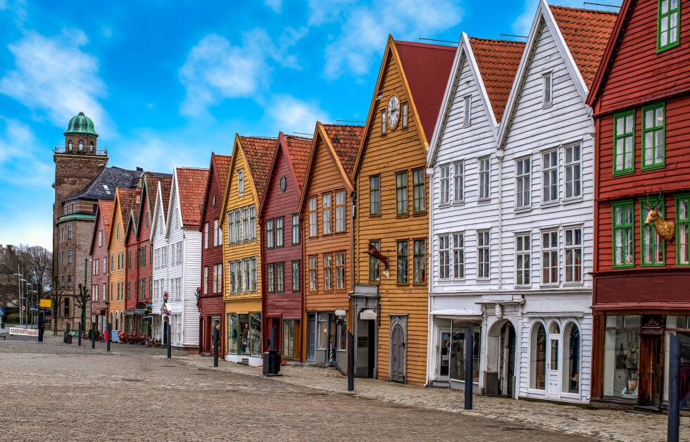 Bergen. Foto: NTB