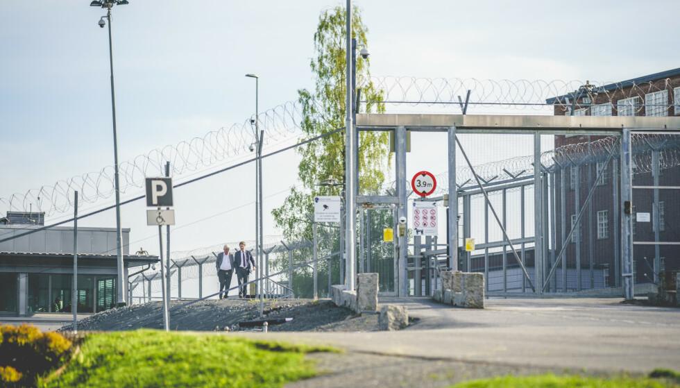 FORSKJELLEN PÅ BETINGET OG UBETINGET FENGSEL: Ila fengsel i Bærum. Her soner flere sin ubetingete fengselstraff. Foto: Stian Lysberg Solum / NTB