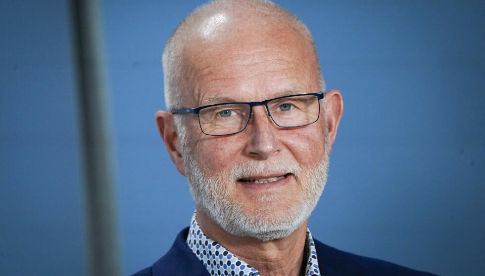 Helsedirektør Bjørn Guldvog. (Foto: Lise Åserud / NTB)