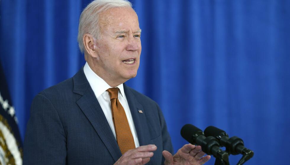 President Joe Biden (AP Photo/Susan Walsh)